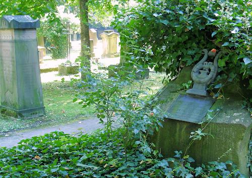 Grab von Wilhelm Hauff